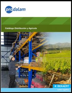 Catálogo Distribución y Agrícola - Prodalam