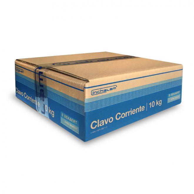 Clavo Cabeza Redonda 1/2x15 caja 10kg
