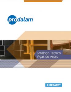 Catalogo Aceros - Prodalam