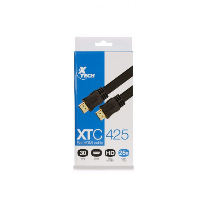 CABLE HDMI 15MTS XTECH